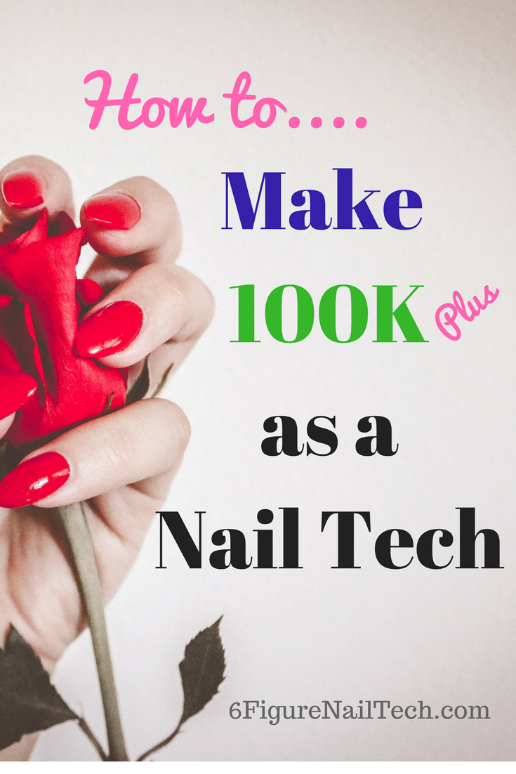 Pin On Best Of 6 Figure Nail Tech Blog