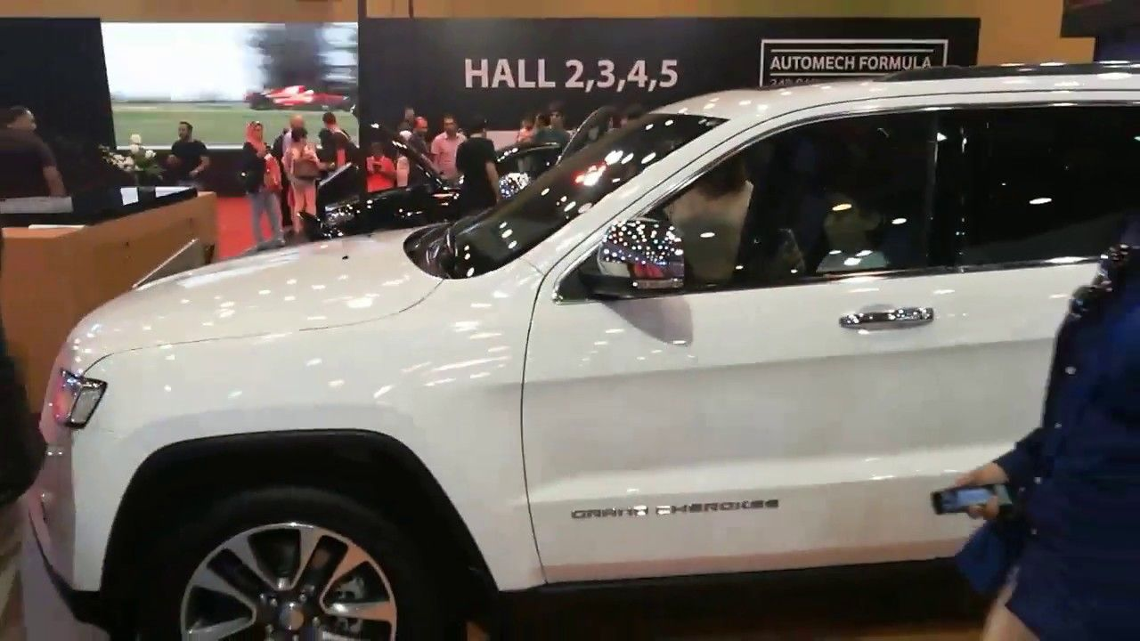 اوتوماك فورميولا 2017 جيب جراند شيروكي 2018 Jeep Grand Cherokee Car Cars Suv