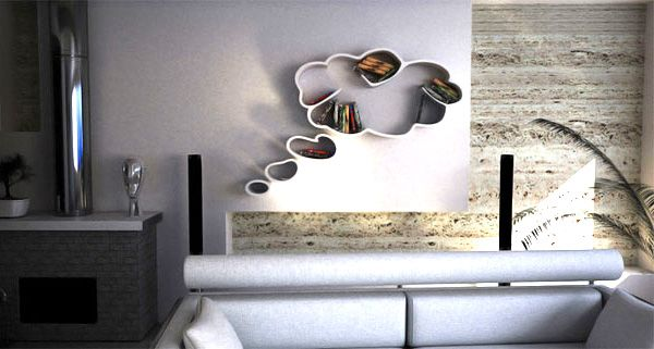 Perfect Bookshelf Inspired Dreams By Dripta Design Studio   Bookshelf Is An  Imagination Of Dripta Studio Design Inspired By The Ability Of Each Design  To Be Made ? ... Great Ideas