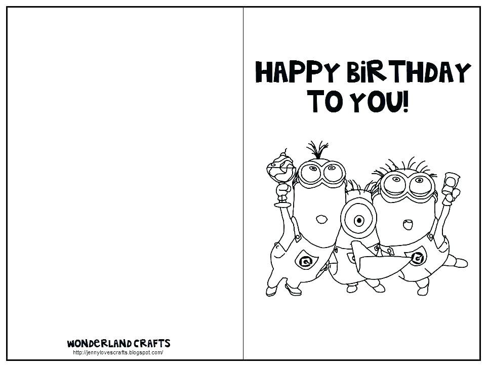 Coloring Pages For Dads Free Coloring Pages Birthday Cards