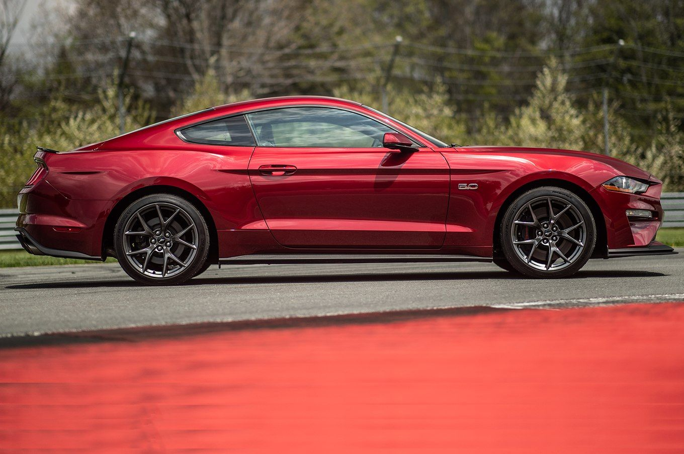 The 2018 Ford Mustang Gt Performance Pack 2 Drives Like The Sports