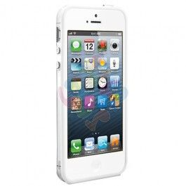 TPU Bumper Cover for Apple iPhone 5 - White | RP: $9.95, SP: $9.49