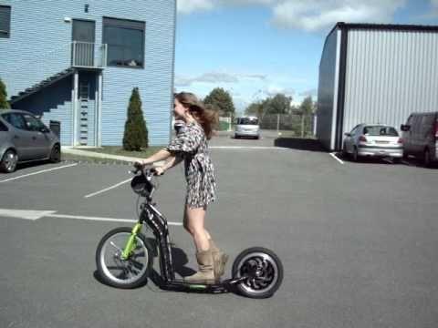 Frances @ Solana Beach 36 48v Kick Bike with a 36 48v Pusher - küchenschranktüren einzeln kaufen