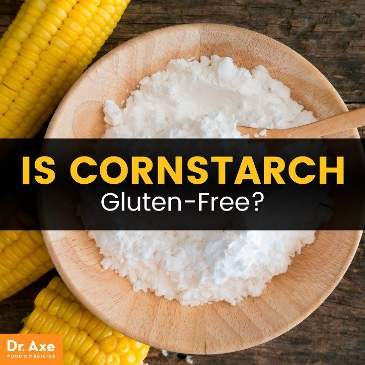 Is Cornstarch Gluten-Free? And Other Common Questions ...