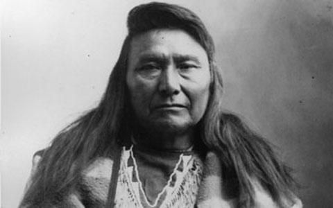 """""""The earth is the mother of all people, and all the people should have equal rights upon it. You might as well expect the rivers to run backward as that any man who was born a free man should be contented when penned up and denied liberty to go where he pleases."""" - Hin Mah Too Lah Yah Keht (Nez Percé First Nation)"""