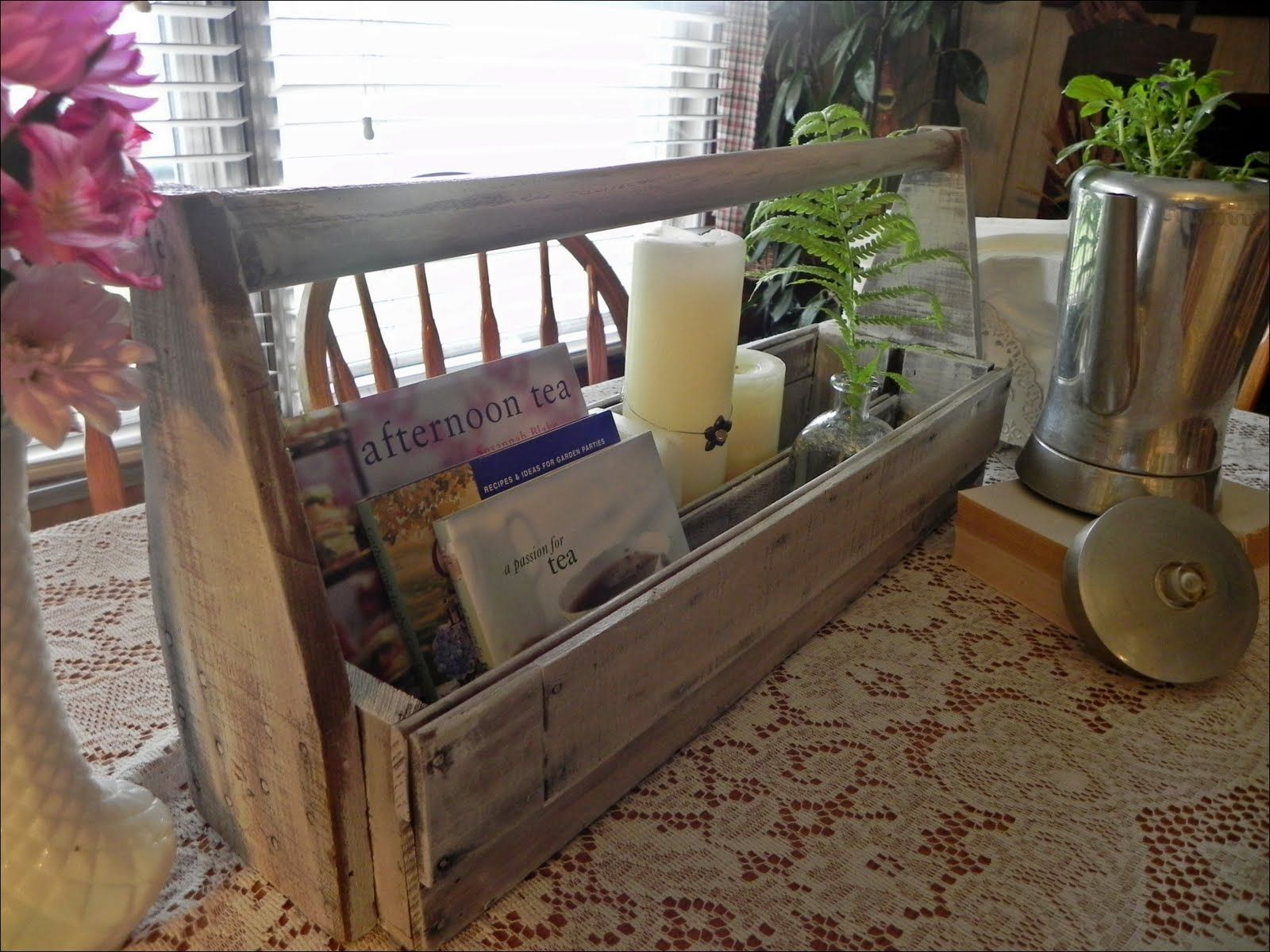 Toolbox Repurposed Old Wooden Boxes And Crates Wooden Tool