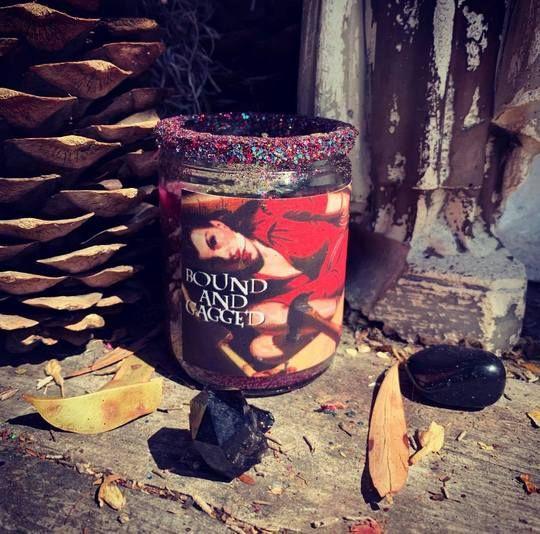 Rita's Bound & Gagged 2 Day Hoodoo Ritual Candle