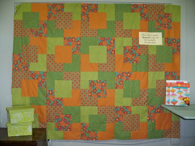 More Take 5 Quilts | Patchwork and Craft free : take 5 quilt pattern free - Adamdwight.com