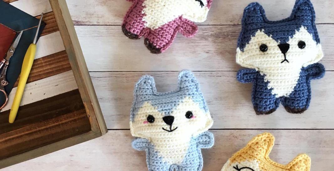 Pocket Fox Free Crochet Pattern | Tejido Juguetes Amigurumi ...