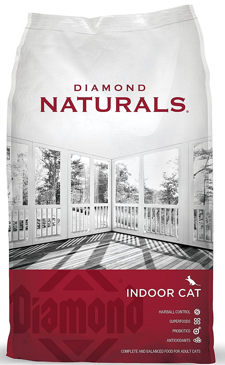 Diamond naturals active cat chicken meal and rice formula