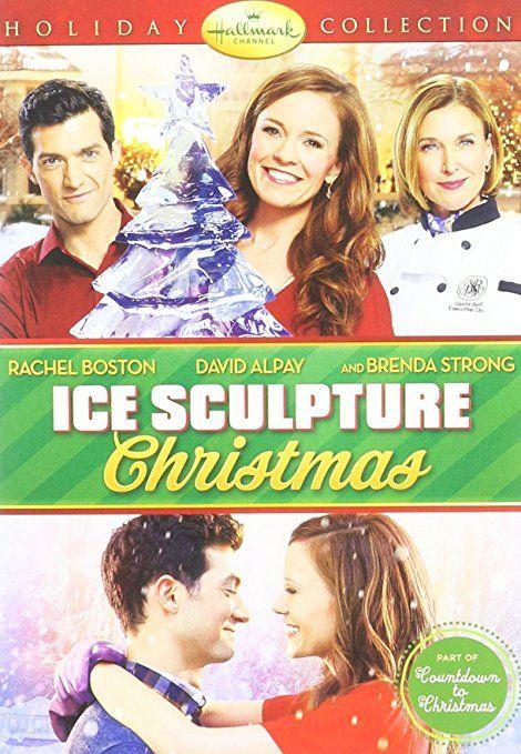 ^ Ice Sculpture Christmas with Rachel Boston and David Alpay