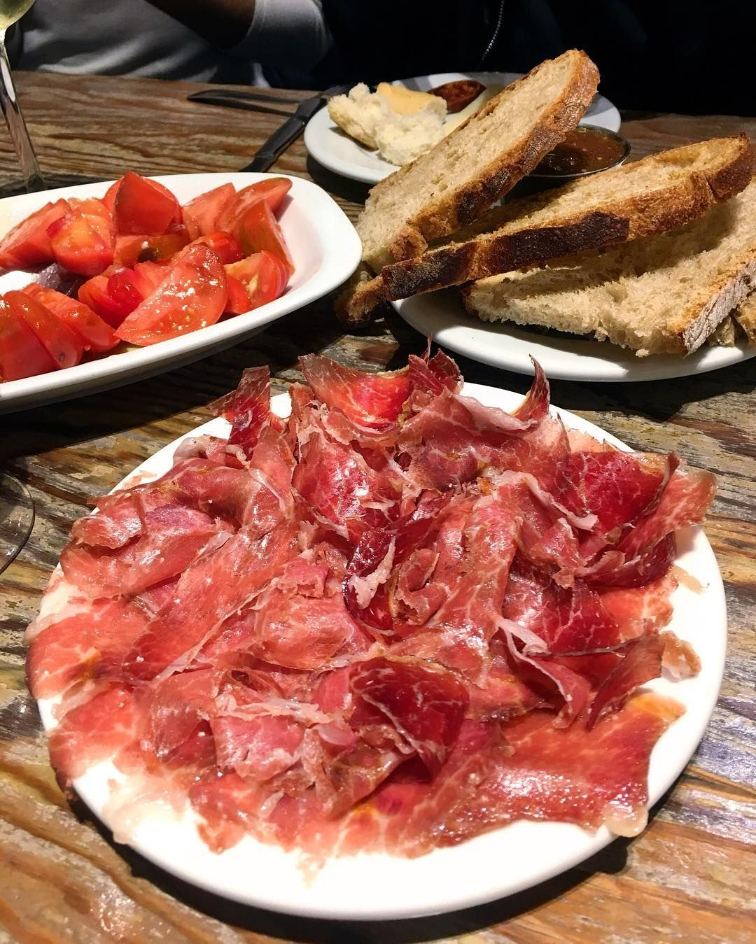 Adrienne Fung On Instagram Here For All The Jamon Iberico Food Jamon Gastronomy