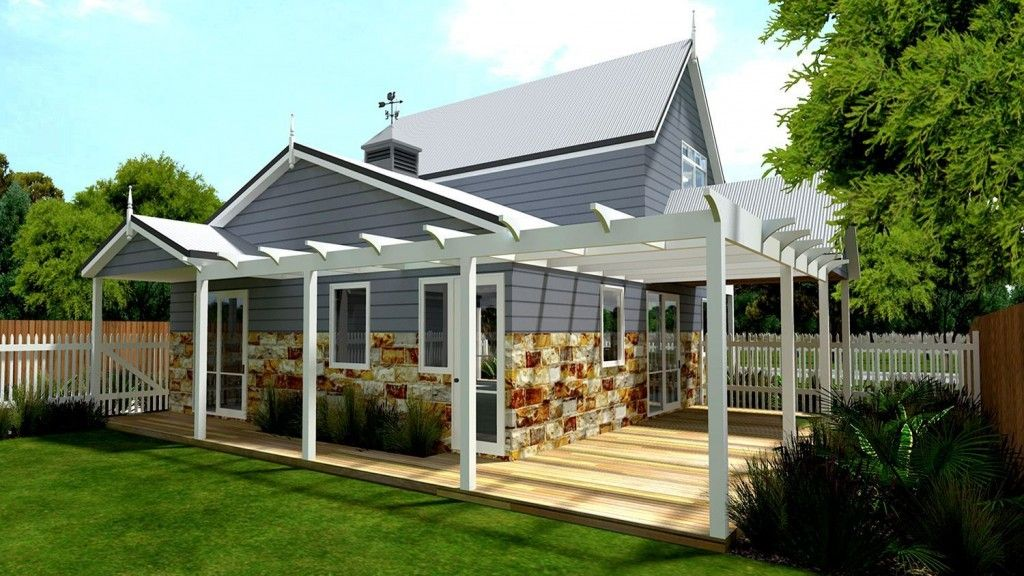 Tiny Home Designs: Storybook Designer Kit Homes
