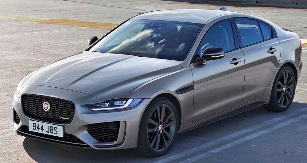 جاغوار أكس إي 2021 الجديدة تكنولوجيا متصلة جديدة مع الطاقة الهجينة الخفيفة موقع ويلز Jaguar Xe Jaguar Bmw