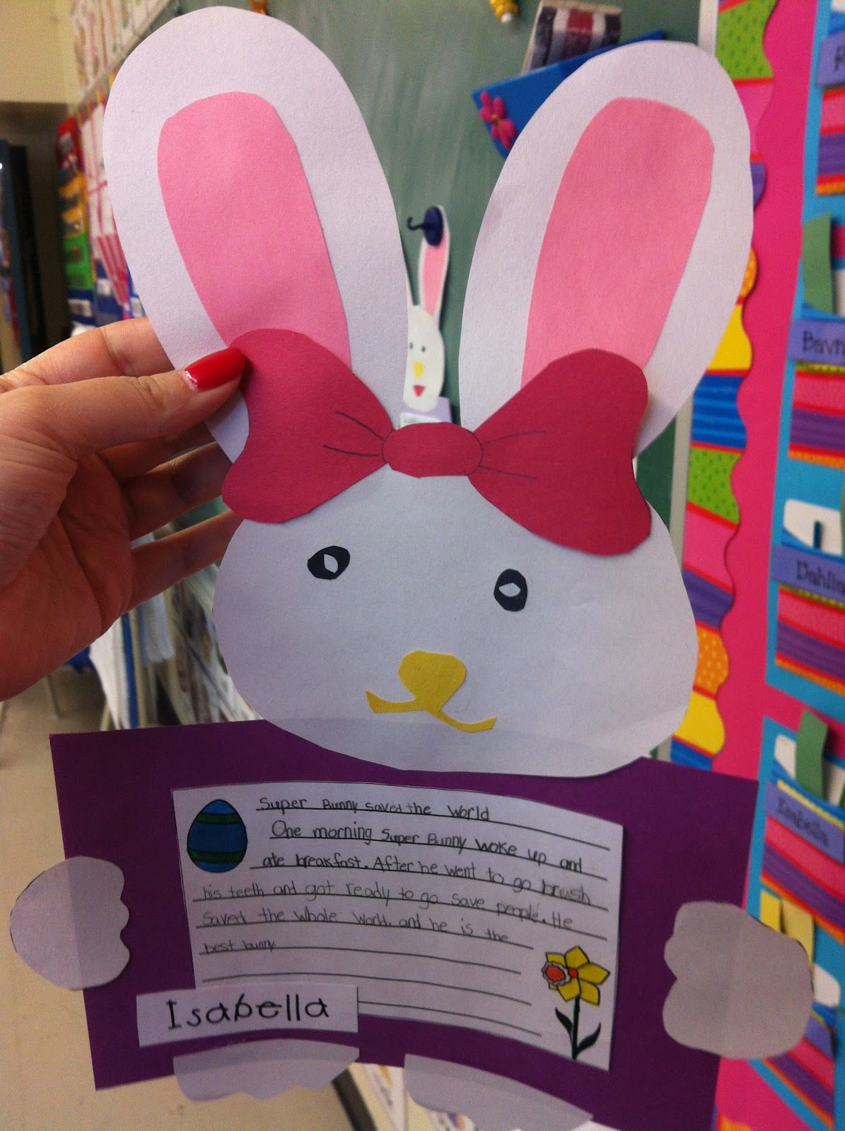 Today In Second Grade Easter Unit Crafts For Kids Easter