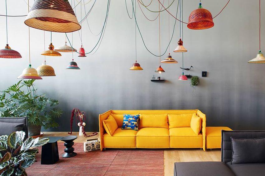 哥倫比亞公益寶特瓶吊燈 - DECOmyplace
