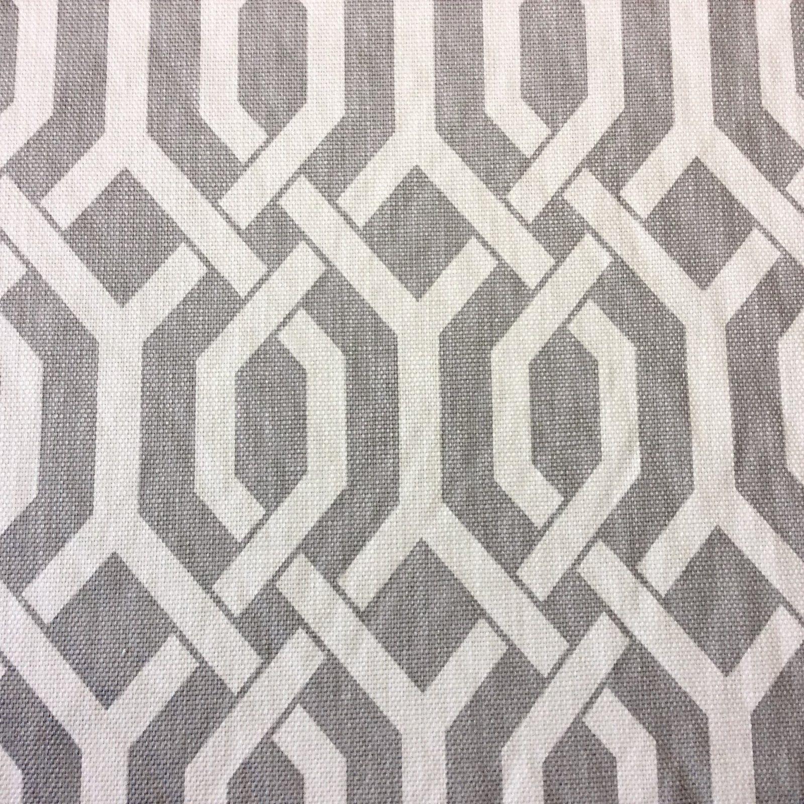 Nl243 Adler Style Scandinavian Mid Century Modern Contemporary Block Link Pr Modern Upholstery Fabric Mid Century Modern Upholstery Fabric Modern Fabric Prints