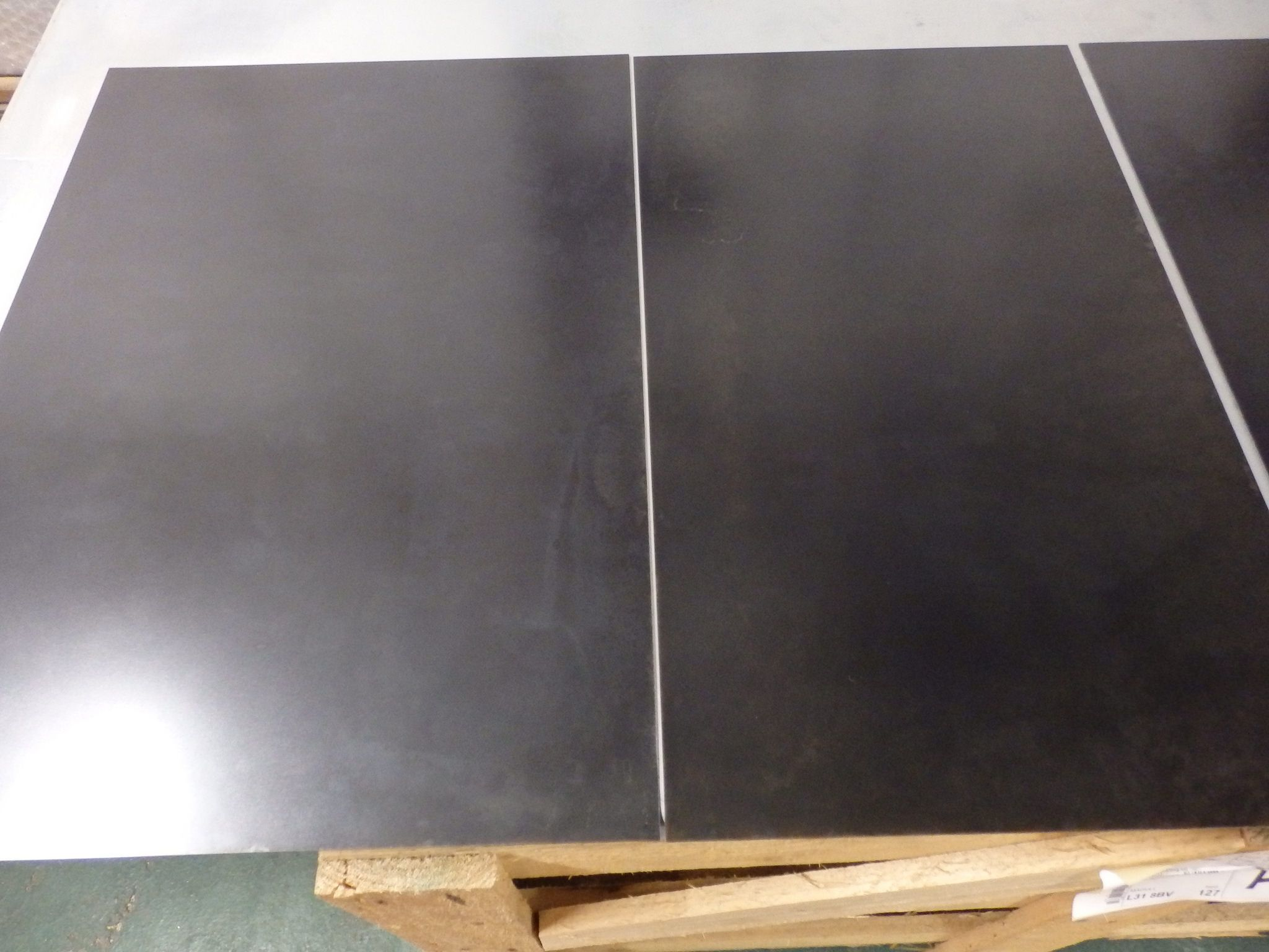80 Blackened Steel Sheets Lacquered Blackened Steel Steel Sheet Metal Steel Sheet