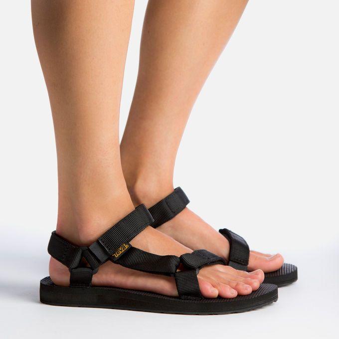 8 UK Rainbow//Black Teva Mens Original Universal Sandal