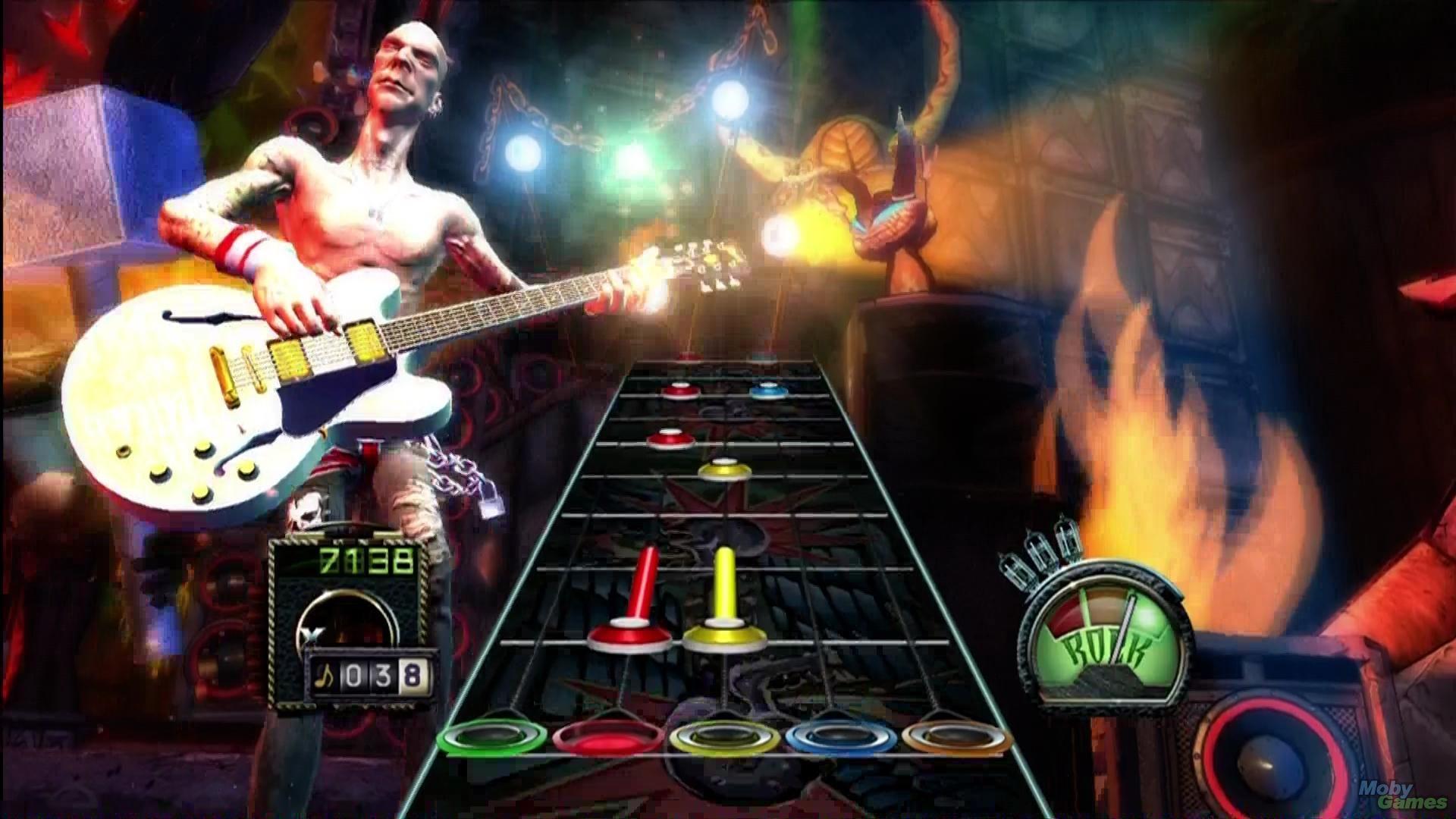 The Guitar Hero Series Guitar Hero Hero Score Hero