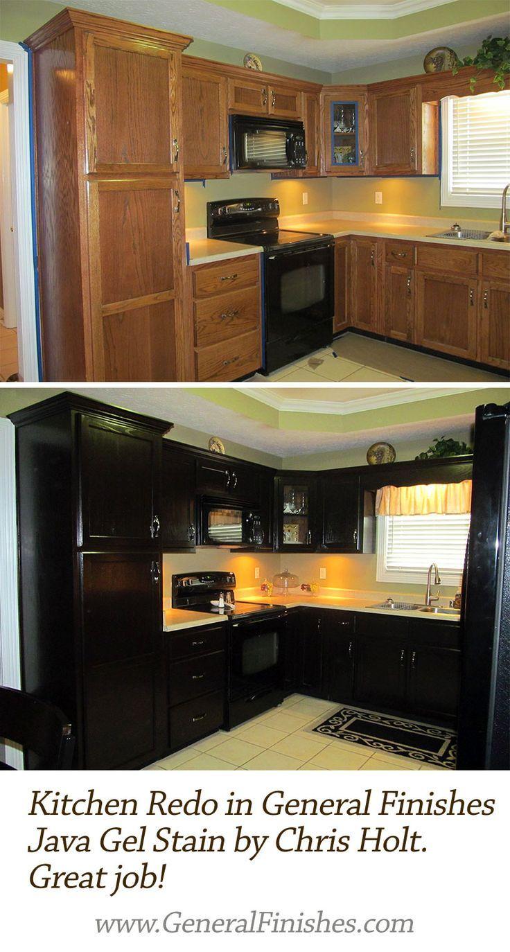 Schockierend Java Fleck Küchenschränke Küchen Sie lieben es zu ...