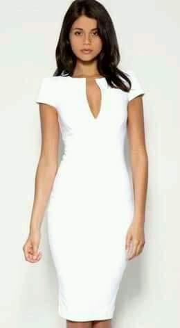 267faed17c25 Vestidos y faldas estilo lapiz, super sensuales | Coser, crear ...