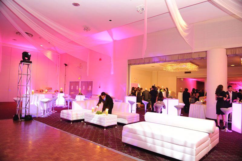 Furniture Rental Sofas Day Bed Custom Event Rental