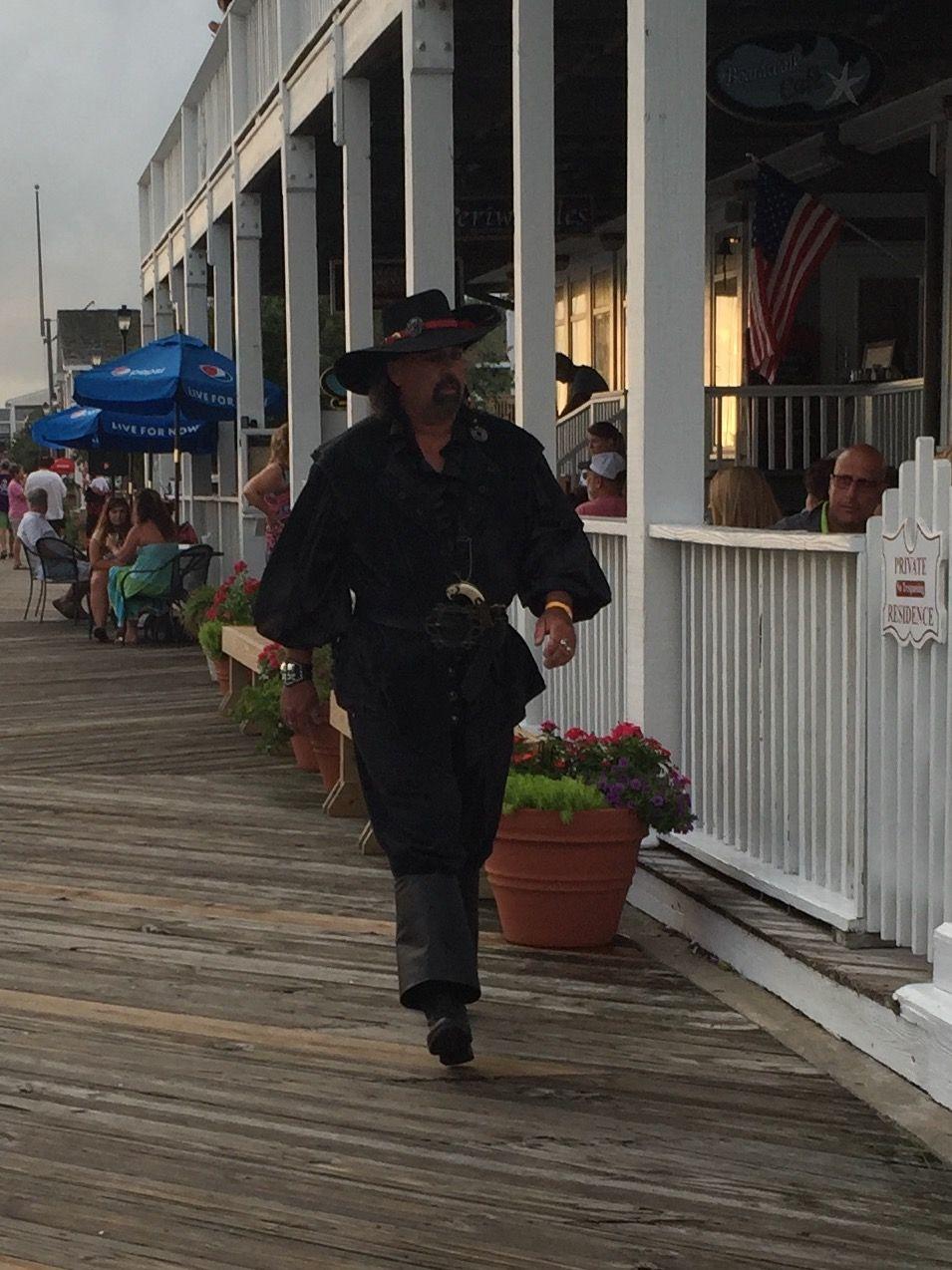 Pirate invasion @Beaufort, NC 2015