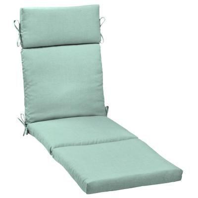 Arden Selections 21 X 72 Aqua Leala Texture Outdoor Chaise Lounge Cushion Arden Selections 21 x 72 Aqua Leala Texture Outdoor Chaise Lounge Cushion Home Trends home trends patio furniture walmart