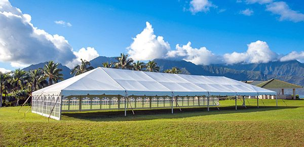 This Navi Trac Tent Is Center Pole Free With Plenty Of