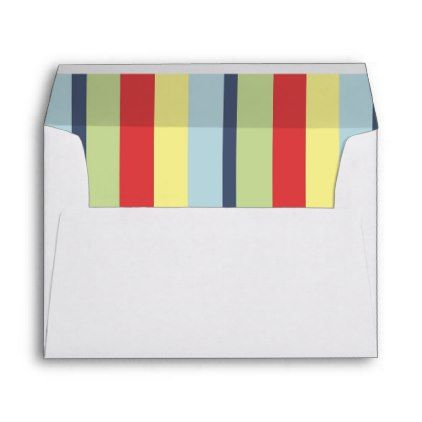Sting of Christmas Light Coordinating Envelopes A7 - pattern - sample a7 envelope template