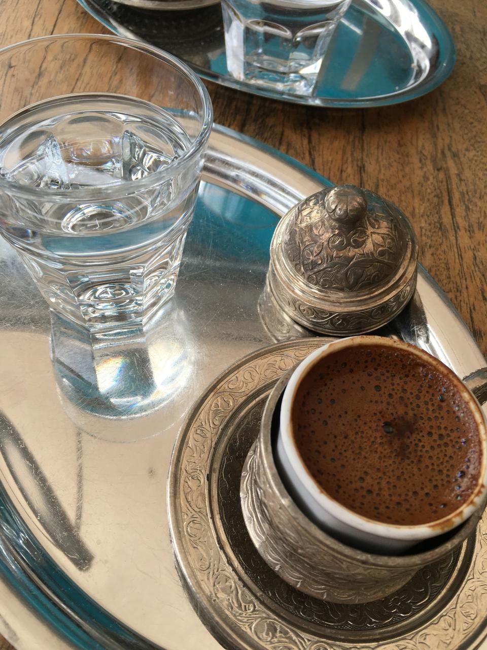 COFFEE OF THE DAY, COFFEE TIME, COFFEE BREAK, TURKISH