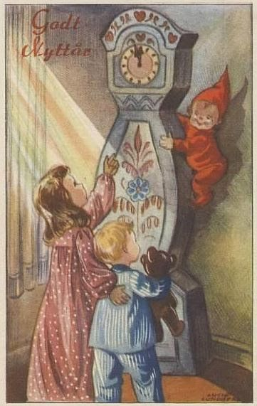 The illustrator of children's books Lucie Sperling was born in Riga in 1908 in a German family. After the First World War, the family moved to Berlin where Lucy had her artistic training.