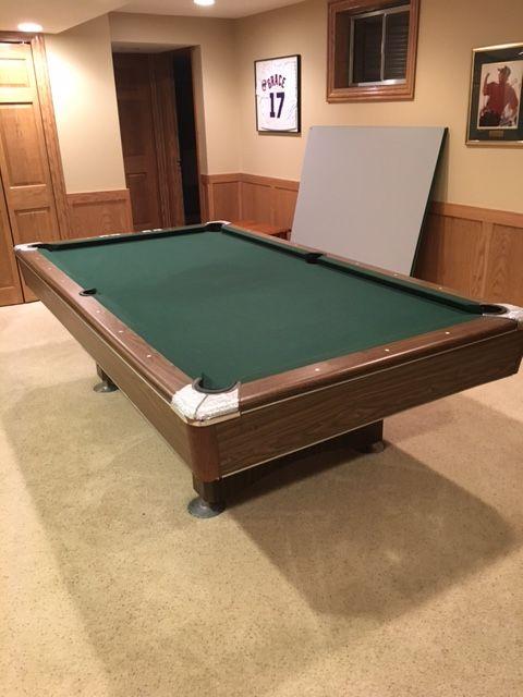 Minnesota Fats Billiards Pool Table 8u0027