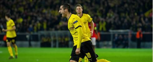 """Agent: """"Mkhitaryan would happily join Juventus and I know that Allegri likes him. It's true that his contract expires in 2017."""""""