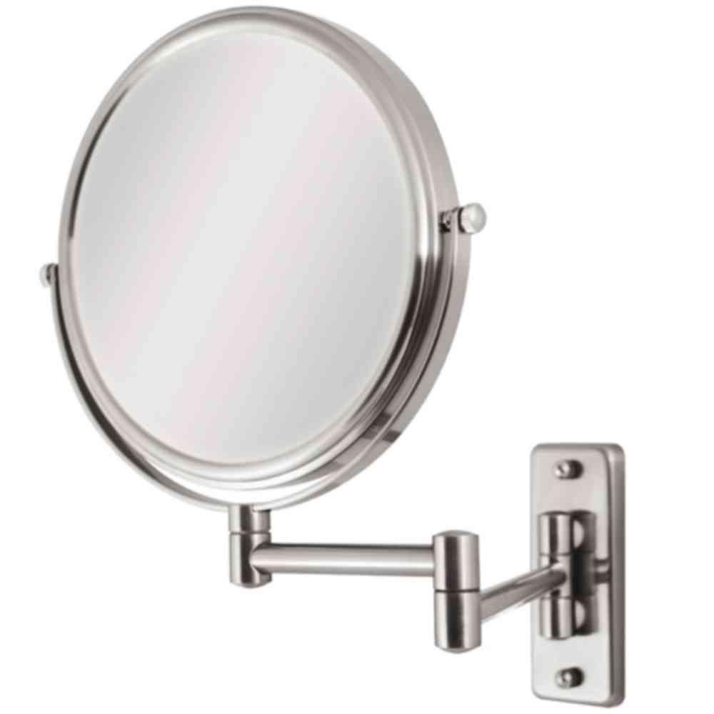 Wall Mounted Magnifying Extension Mirror   http://drrw.us ...