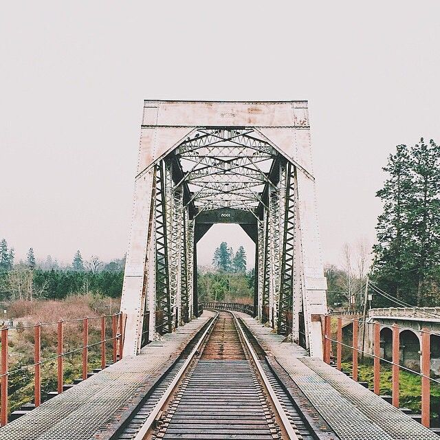 Today I Got Featured By Olloclip For My Truss Bridge Photo
