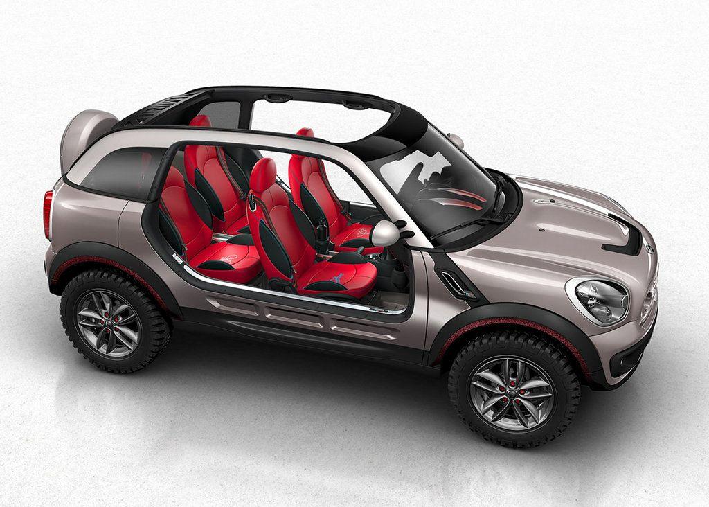 Mini Beachcomber Concept Headed For Production Concept Cars Mini Latest Bmw