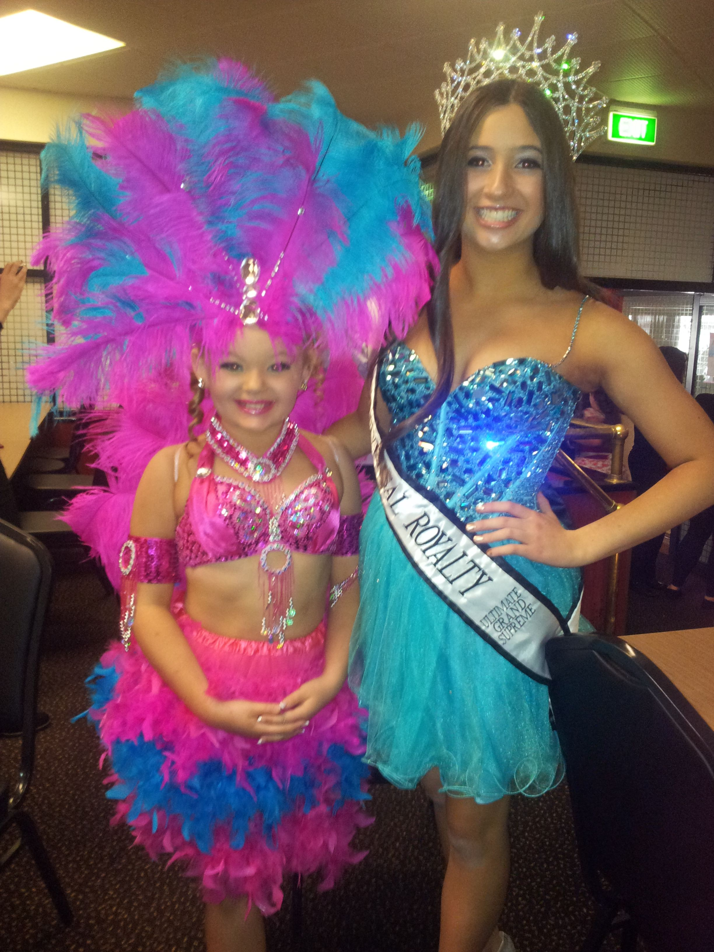 Australia - Miss Aisling and Miss Lucy Universal Royalty Pageant ...