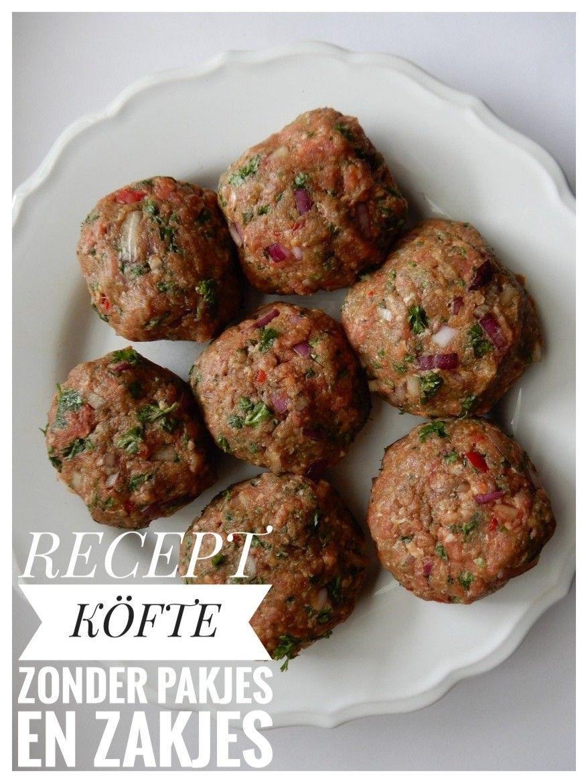 kebab recept gehakt
