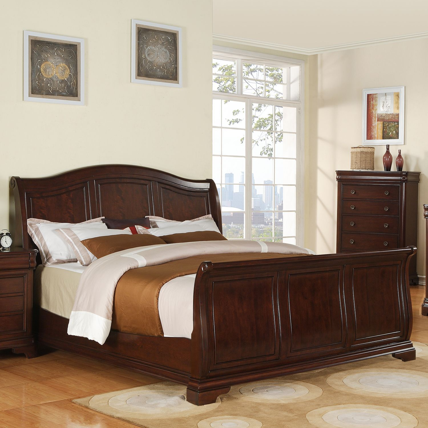 Conley King Sleigh Bed - Sam\'s Club | Things I Want <3 | 5 ...