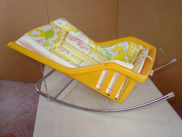 Vintage Infantseat Rocker Not A Car Seat Vintage Baby Gear Baby Seat Vintage Baby