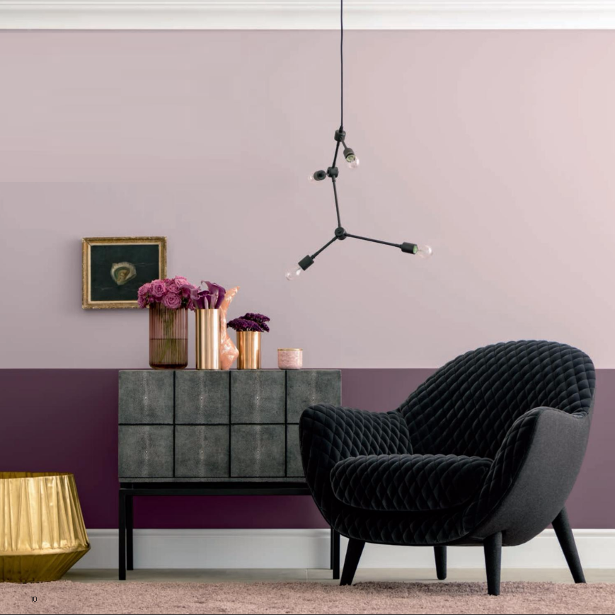 Taupe Farbe Dekorative Ideen Für Ihr Zuhause: Das Seidige Altrosa Der Urbanen Eleganz. Die Farbe Altrosa