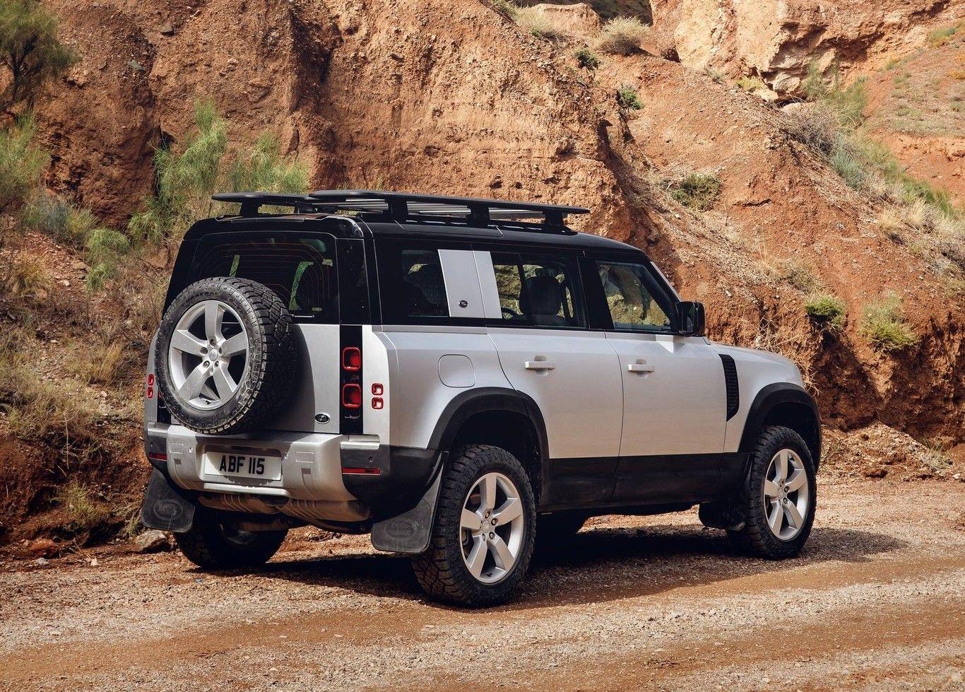 Land Rover Defender 2020 Precios Versiones Y Equipamiento En