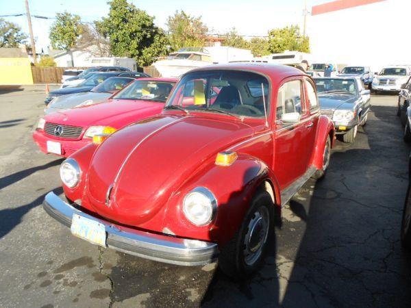 1974 Volkswagen Beetle   Volkswagen beetle, Beetle, Volkswagen
