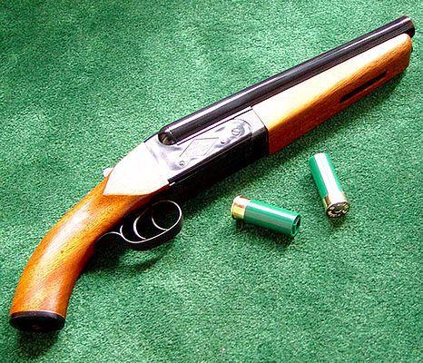Question about Sawed-off Shotguns/Short Barrel Shotguns?