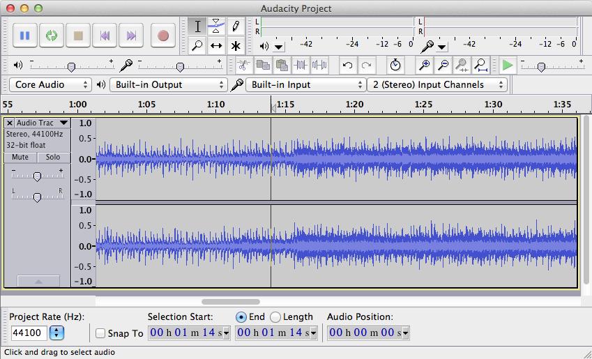 soundwave editor