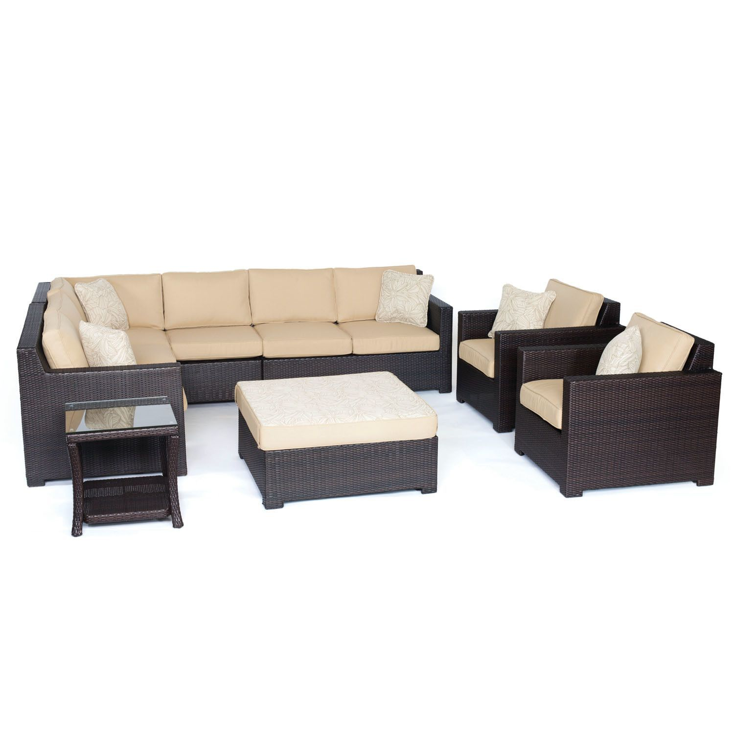 anderton 8 piece lounge set products rh pinterest at