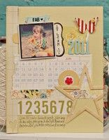 A Project by {Jen Jockisch} from our Scrapbooking Gallery