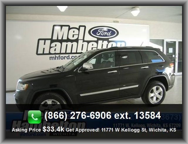 2012 Jeep Grand Cherokee Limited SUV Express Open/Close Glass Sunroof,  Instrumentation: Low Fuel Level, Interior Air Filtration, Headlights Off  Auto Delay, ...